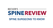 Beckers Spine Review
