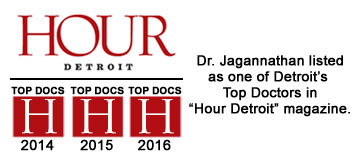 Dr. Jagannathan named in the Hour Magazine Top Docs List